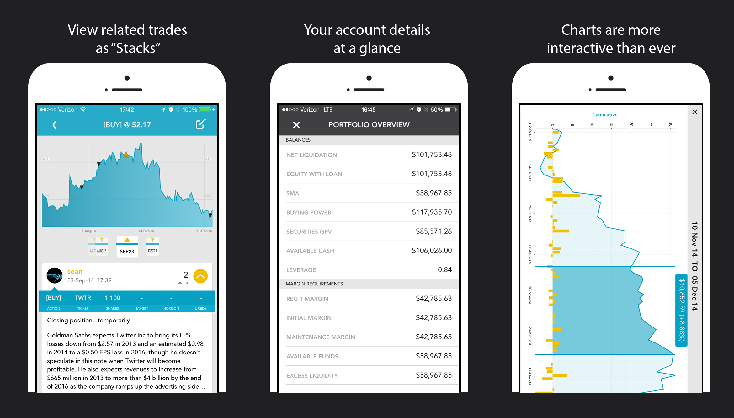 stockfuse for iPhone v2.1